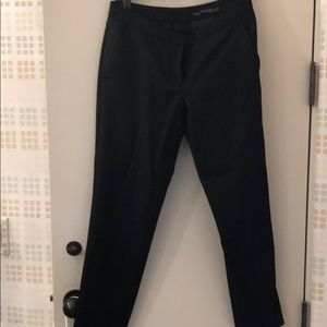 All Saints Trousers with Satin detailing. Size 4